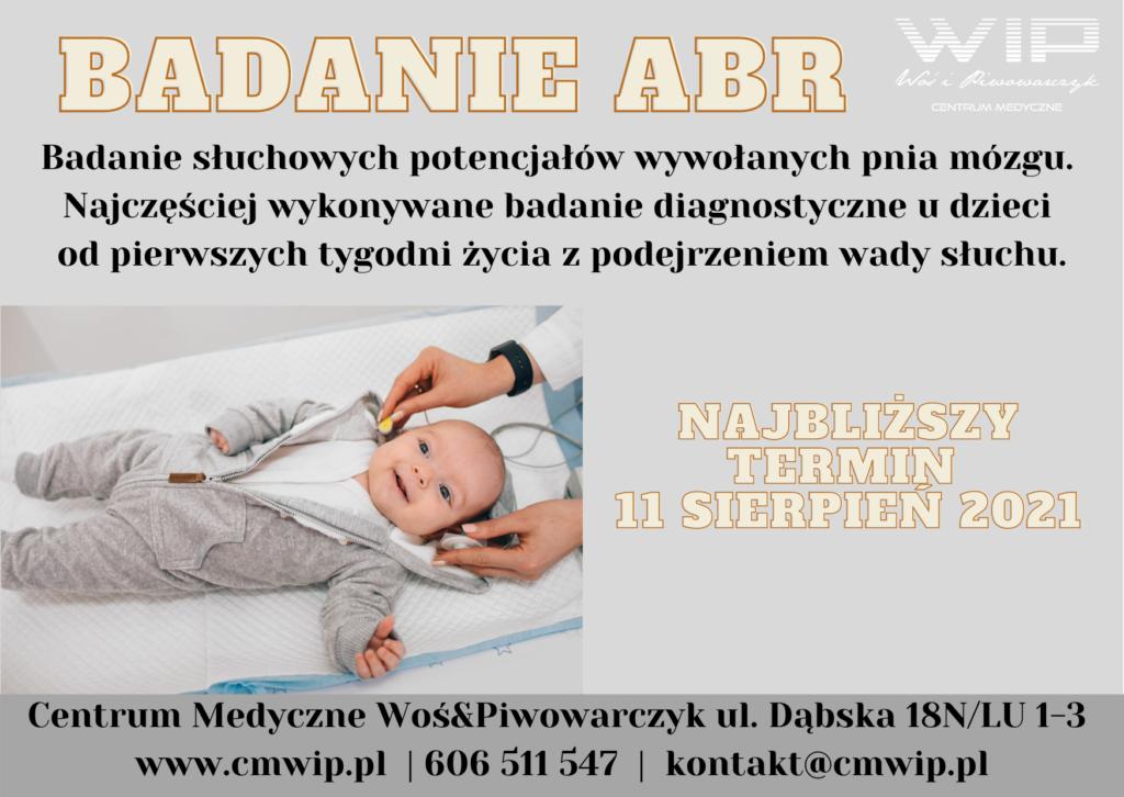 BADANIE ABR